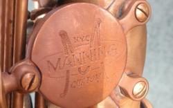 Mike Manning Custom Tenor Saxophone