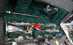 Mike Manning Custom Clarinet Cases and Repair Services