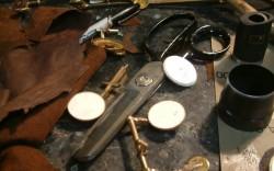 Michael Manning Custom Saxophone and Woodwind Resonators