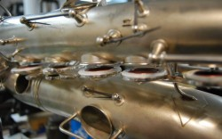Michael Manning Custom Saxophone and Woodwind Repair