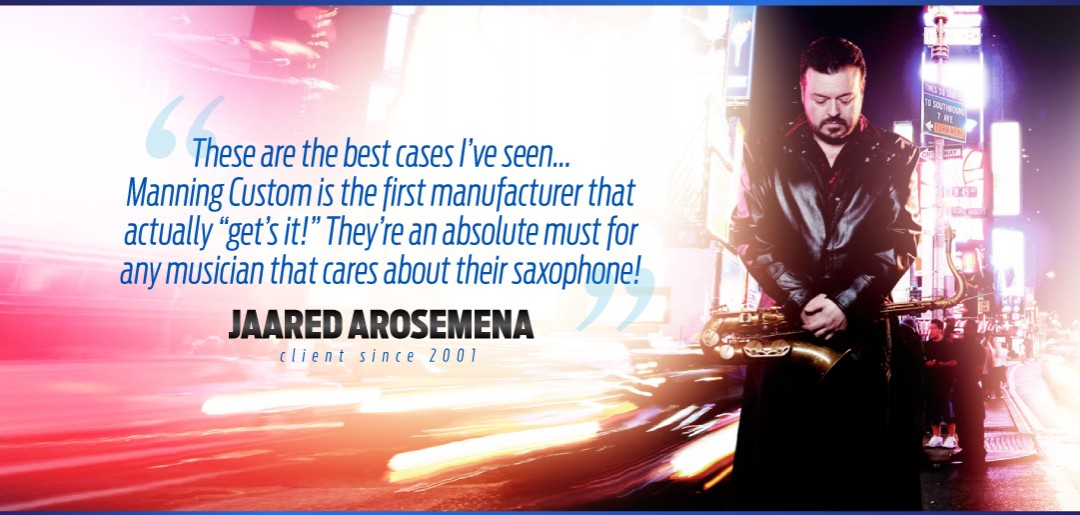 Jaared Arosemena Uses Manning Custom Repair Services