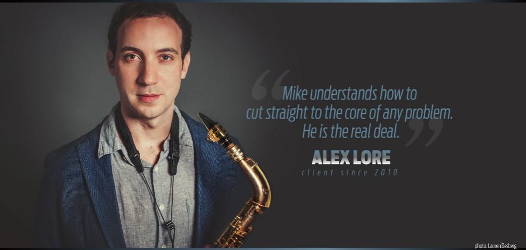 Alex LoRe Uses Manning Custom Repair Services