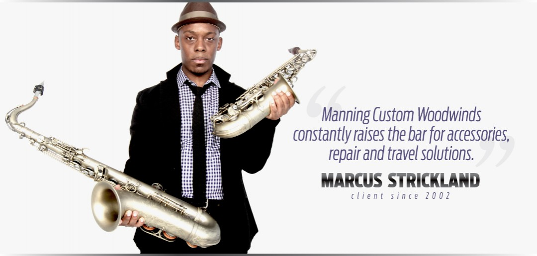 Marcus Strickland Uses Manning Custom Repair Services