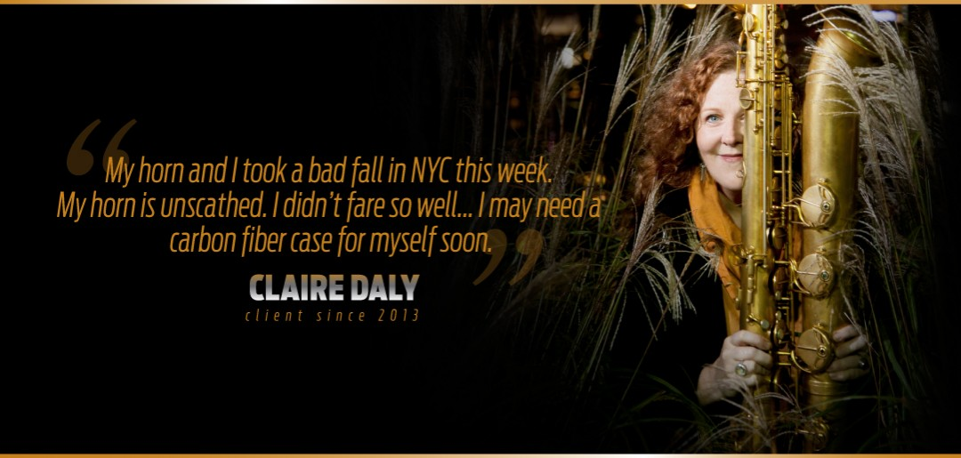 Claire Daly Uses Mike Manning Custom Repair Services