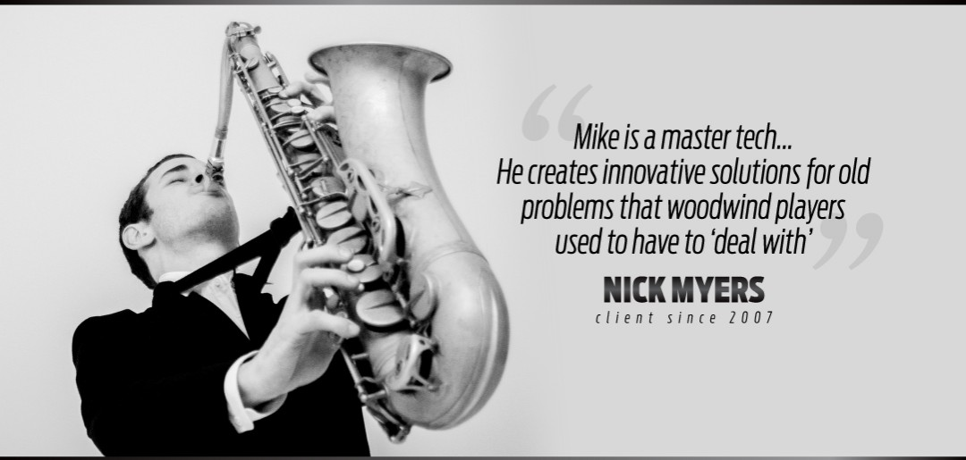 Nick Myers Uses Mike Manning Custom Repair Services