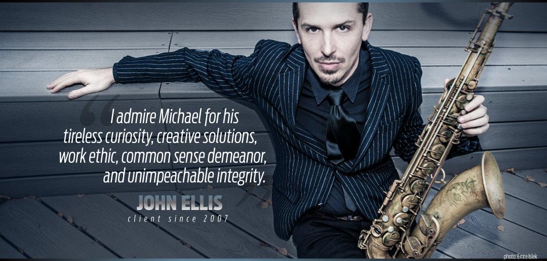 John Ellis Uses Mike Manning Custom Repair Services